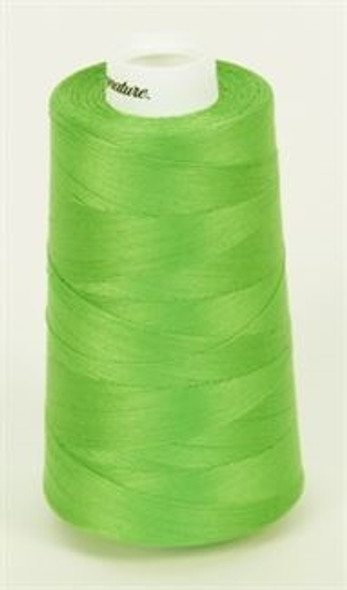 Signature Cotton - 782 Lime - 3000 yd