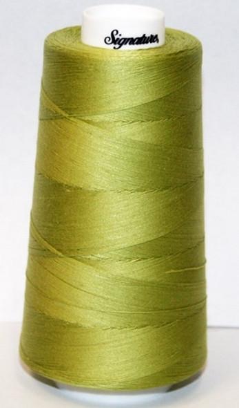 Signature Cotton - F102 Pear Green - 3000 yd