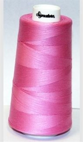 Signature Cotton - F106 Pink Heart - 3000 yd