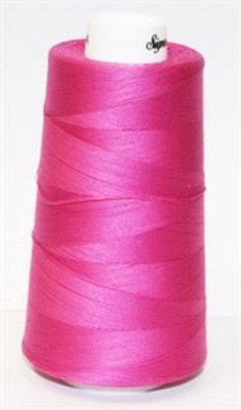 Signature Cotton - F107 Hot Pink - 3000 yd