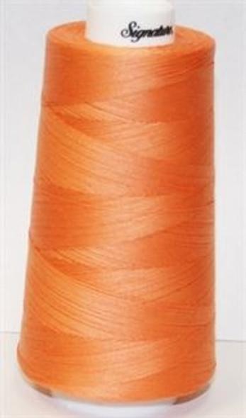 Signature Cotton - F202 Melon - 3000 yd