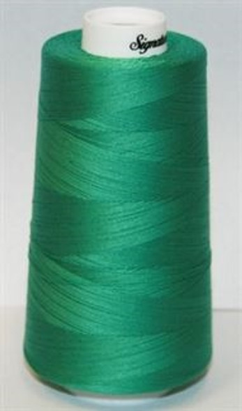 Signature Cotton - F206 Winter Green - 3000 yd