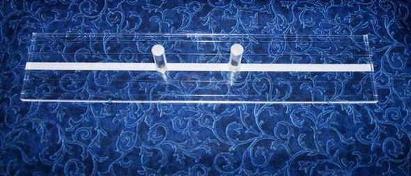 Fine Line Template - Straight  - 12 inch