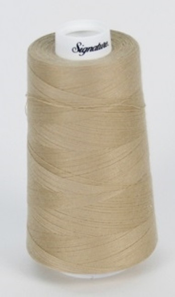 Signature Cotton/Poly - 008 Antique Satin - 3000yd