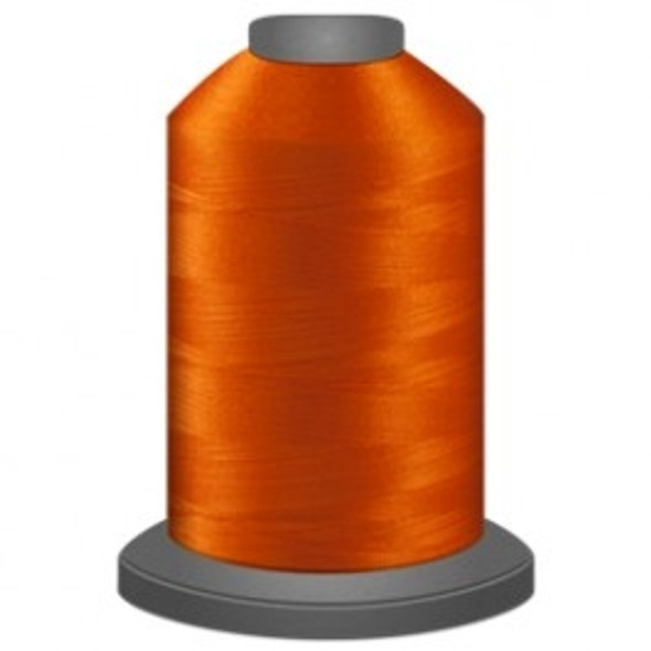 10643 Mercury Glide Thread Trilobal Polyester No 40-5000 Meter Spool