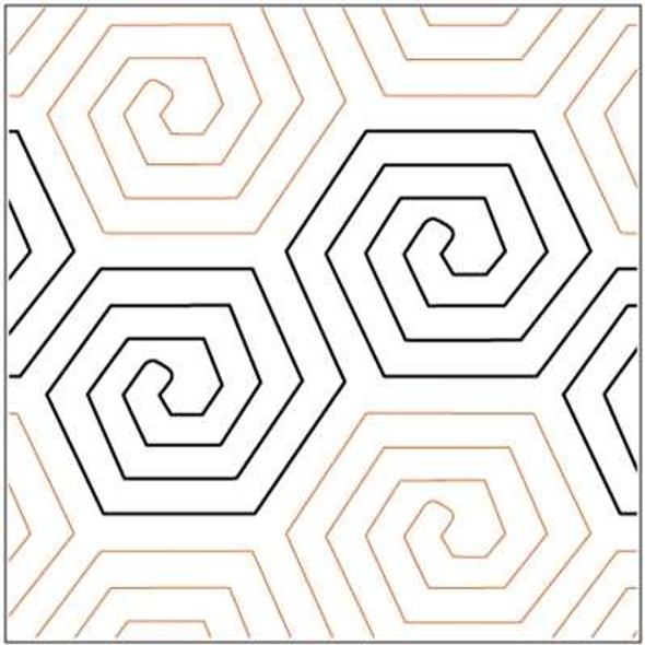 "Honeycomb-8.5"" by Urban Elementz"