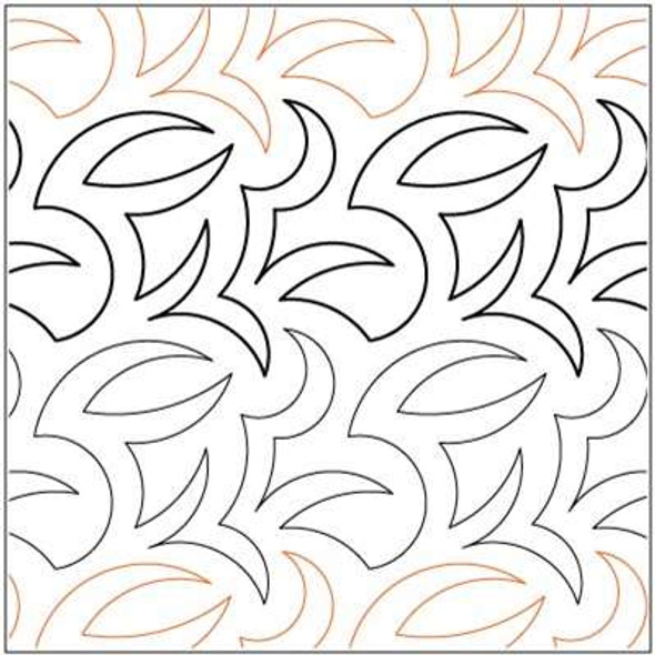 """Prickle Patch-7.5"""" by Lorien Quilting"""