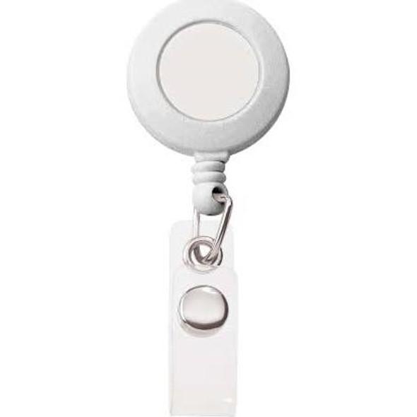 Retractable Scissors Holder - White