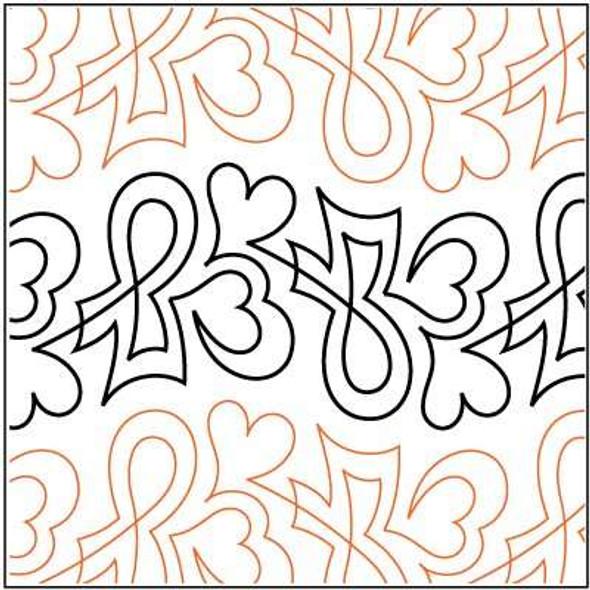 "Ribbon of Love-5.75"" by Urban Elementz"