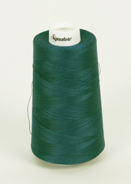 Signature Cotton/Poly - 545 Tartan Green - 3000yds