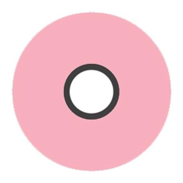 Magna-Glide Delights M - 70189 Pink - (Jar/10)