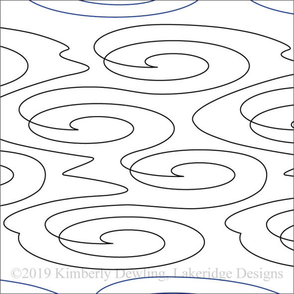 "Puddles-10"" by Lakeridge Designs"