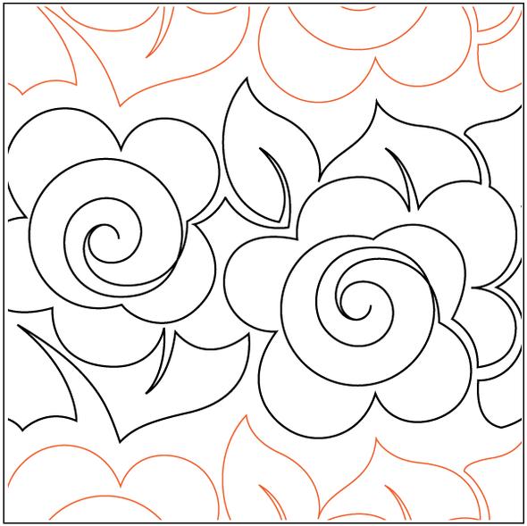 "Keryns Camellia-8.25"" by Keryn Emmerson"
