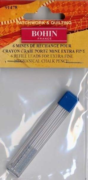 Bohin Mechanical Pencil Refill .9mm White