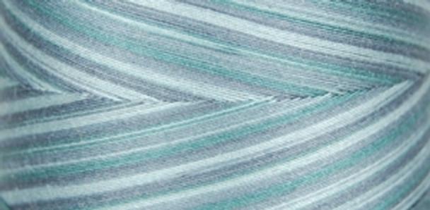 Signature Cotton Variegated - M81 Smokey Blue - 3000 yd