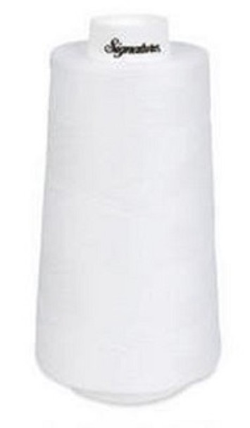 Signature Cotton - 001 White - 3000 yd