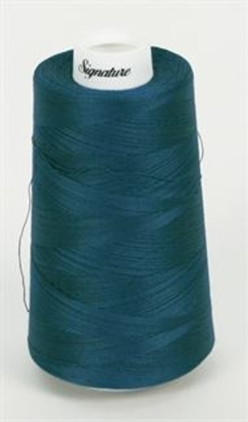 Signature Cotton - 567 Teal - 3000 yd