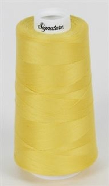 Signature Cotton - 630 Buttercup - 3000 yd
