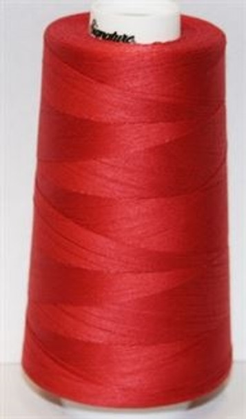 Signature Cotton - F201 Persian Red - 3000 yd