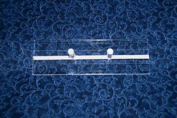 Fine Line Template - Straight  - 8 inch