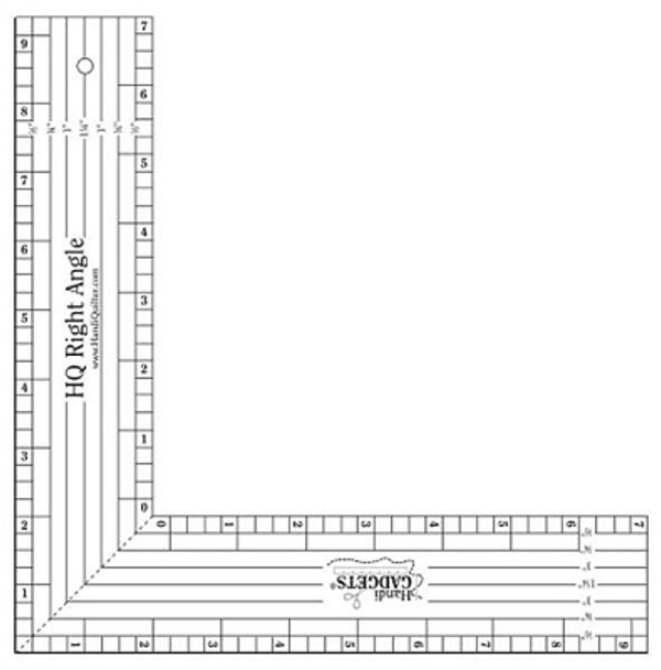 Right Angle Ruler