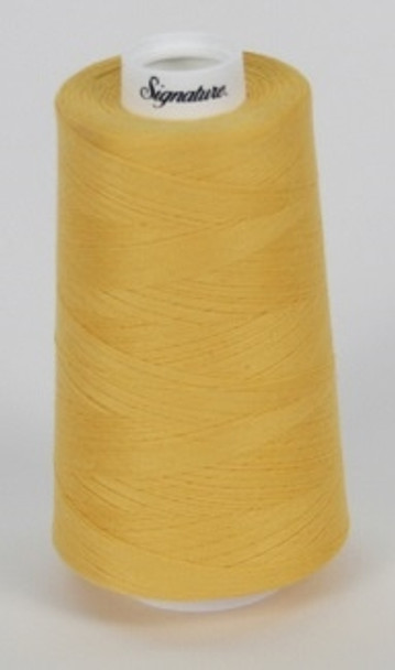 Signature Cotton/Poly - 080 Candlelight - 3000yd