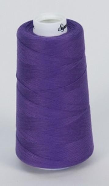 Signature Cotton/Poly - 327 Purple Iris - 3000yd
