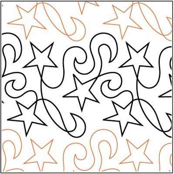 """Star Dance-8.5"""" by Urban Elementz"""