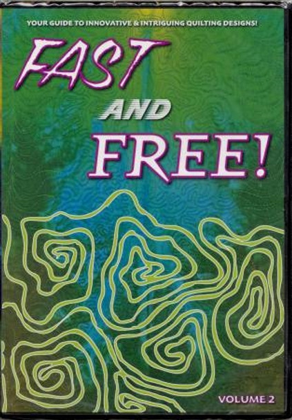 Fast and Free-Vol 2-by Patsy Thompson