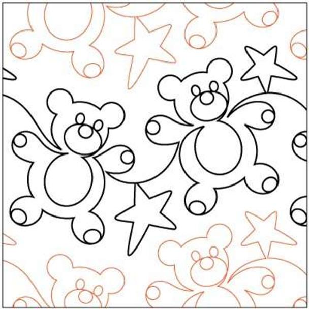 "Gummy Bears-9.75"" by Urban Elementz"