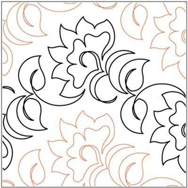 """Summer Bloom-9.75"""" by Urban Elementz"""