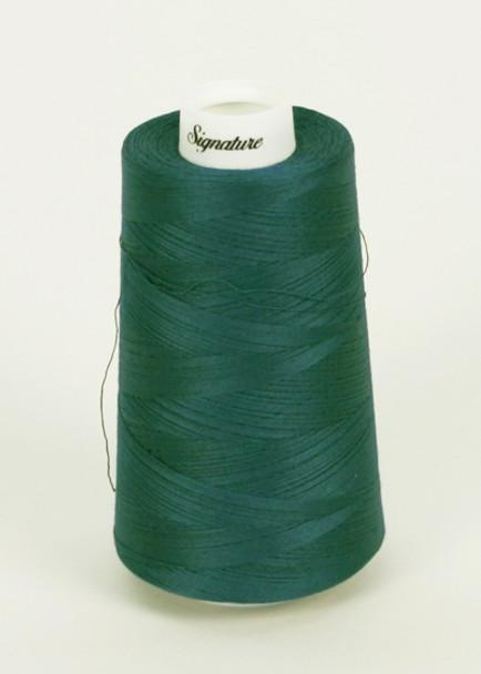 Signature Cotton/Poly - 545 Tartan Green - 3000yds