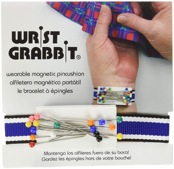 Grabbit Wrist Pincushion