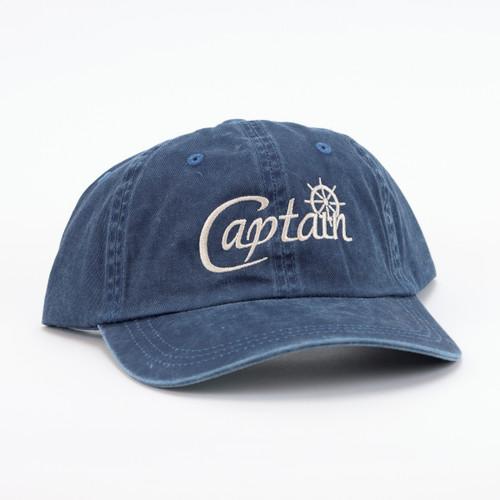 Captain's Helm Navy Cap