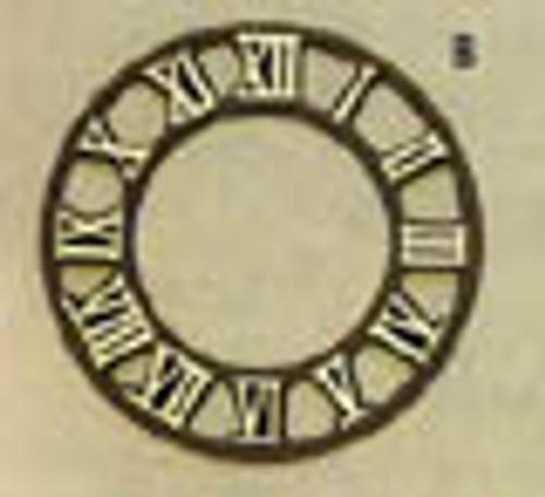 Plastic Number Rings Roman
