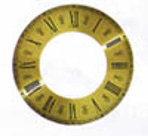 Metal Number Rings