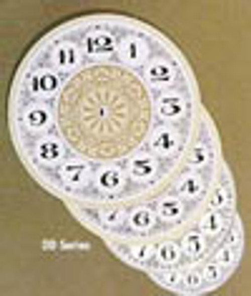 DD Series Round Dials