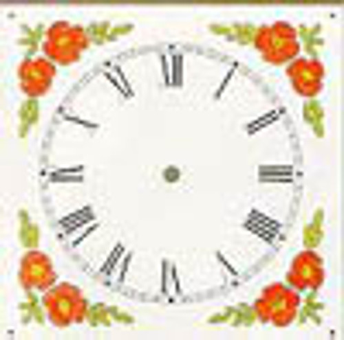 Square Painted Dial 1