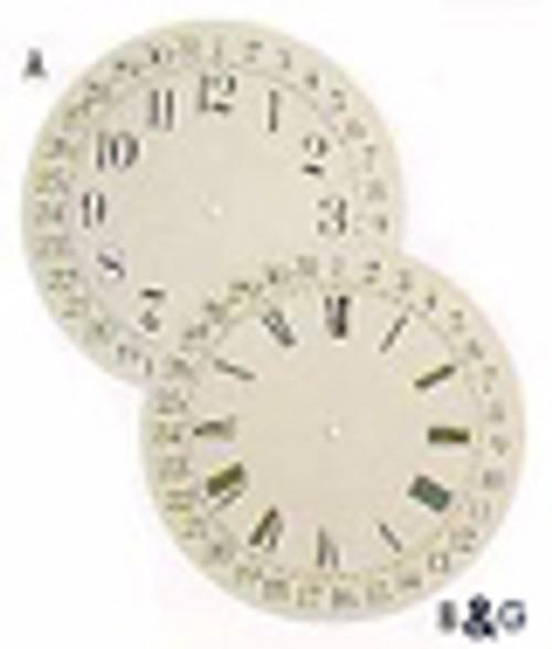 Bezel Round Dial A (CCD2/3)