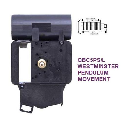 Chiming Quartz Battery Movement 1 (QBC5PS/L)