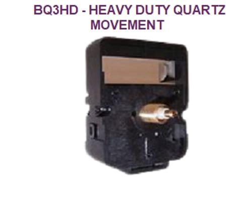 Heavy Duty Quartz Battery Movement (BQ3HD)