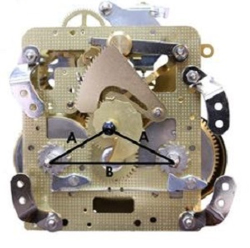 Front View H2 Movement