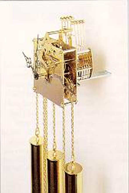 Hermle Single Chime - Chain Grandmother Movement (H40)