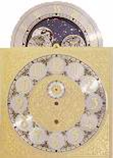 Moon Phase Dial F (DJ23TA)