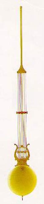 Special Lyre Pendulum 5 (HLP2)