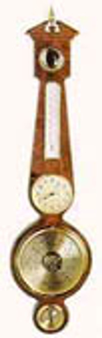The Greenwich Barometer Plans