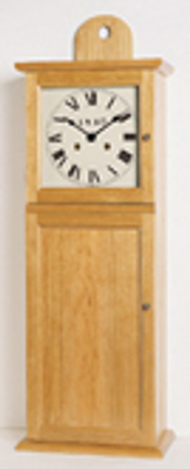 The Hancock Shaker Village Clock Plans