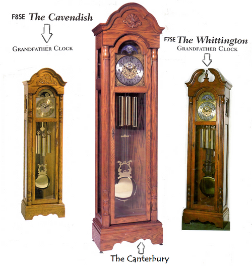 The Canterbury, The Whittington & The Cavendish 3-in-1 Plans