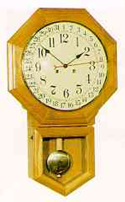 The John Palliser School Clock