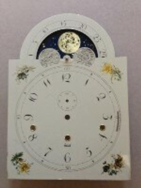Ivory Painted Dial (Grandmother)